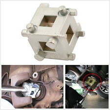 "DIY Professional 3/8"" Drive Car Disc Brake Piston Caliper Wind Back Cube Adaptor"