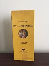Vintage Bal A Versailles Eau De Toilette 3 Oz Spray Sealed In Shrink
