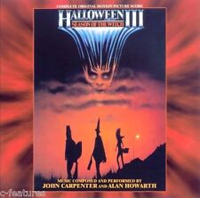 HALLOWEEN III Season of the Witch JOHN CARPENTER Alan Howarth CD Score LTD NEW
