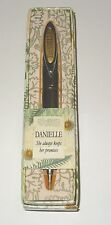 DANIELLE History & Heraldry Signature Name Pen Stationary Boxed Gift Monogram