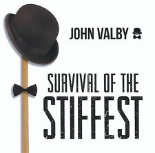 """JOHN VALBY - """"SURVIVAL OF THE STIFFEST"""" - NEW CD RELEASE FROM DR DIRTY"""