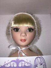 Tonner Ellowyne Wilde ~ Satin Sheen Prudence ~ nude DOLL ONLY - cute blonde pru
