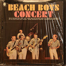 THE BEACH BOYS CONCERT Vinyl LP (Capitol  SM-2198) disc NM sleeve EX