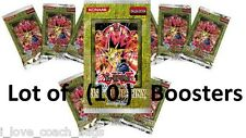 (YGO!) - 10 Booster Packs Yu-Gi-Oh! - Rise of Destiny - Sealed 1st Ed.