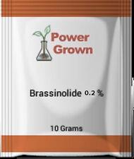 Brassinolide 0.2% 10g  plant growth regulator hormone steroid
