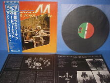 BONEY M BEST JAPAN LP P-10619A WARNER PIONEER OBI LYRIC INSERT RASPUTIN VOODOO
