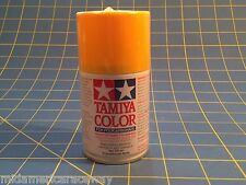 Tamiya PS-19 Camel Yellow  Polycarbonate Spray Can 3 Paint # 86019 Mid-America