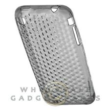 Apple iPhone 3G/3GS Candy Skin Case Small Diamonds Clear Cover Shell Protector