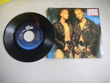 BROS chocolate box / life is a heartbeat PICTURE SLEEVE   45