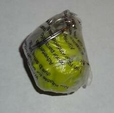 Tupperware Mini Cupcake Muffin Keeper Keychain Lime Green Gadget Opens Rare NEW