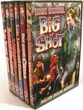Juvenile Delinquents At Large DVD Collection (High School Big Shot / Lost,
