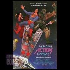 ACTION COMICS #40 Movie Variant BILL & TED Cover DC COMICS Superman 1st PRINT!