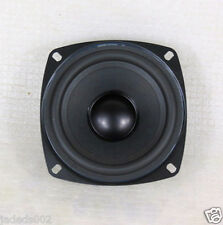 "2pcs 4"" inch Passive radiators Auxiliary Bass Speaker For ALTEC  Black pots"