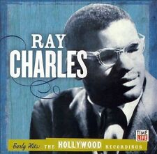 Early Hits: The Hollywood Years by Ray Charles (CD, Jul-2007, Time/Life New