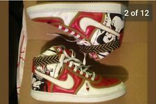 RaRe NIKE VANDAL KING & QUEEN HIGH TOP BASKETBALL SHOES US 11.5