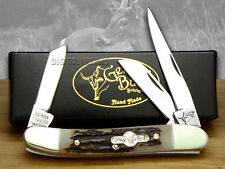 German Bull Deer Stag Stockman Pocket Knives Knife