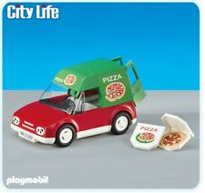 Playmobil Add On 6292 Pizza Delivery Car - New, Sealed