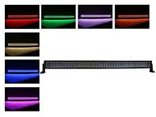 "20""-22"" rgb halo light kit for led light bar fits curved or straight ! 20in 22in"