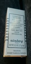 SISLEY CONFORT EXTREME NIGHT SKIN CARE VERY DRY SENSITIVE .13 OZ 0.13 4 ML NEW