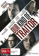 Our Kind Of Traitor - Susanna White NEW R4 DVD