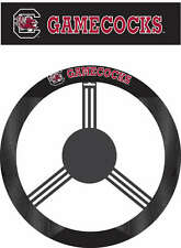 South Carolina Gamecocks Steering Wheel Cover Sold By Neoplex 15""