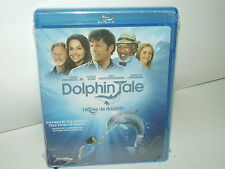 Dolphin Tale (Blu-ray, 2011, Canadian; Region A, Bilingual) NEW - Bonus Features