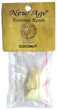 5 gram Coconut Resin Incense Packaged