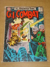 GI COMBAT #102 VG- (3.5) DC COMICS NOVEMBER 1963 **