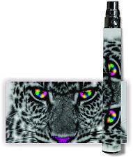 Buy 1 Get 1 FREE!  E cig Battery Skins eGo/Other Types Vapor Cover -COLOR TIGER