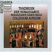Renaissance Dance Music, , Good Condition
