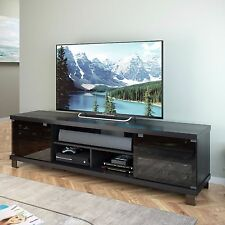 TV stand for Flat Screens Credenza Entertainment Center Cabinet 80 inch Console