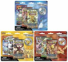 Pokemon TCG: Collector's Pin 3-Pack Blisters x3 :: Articuno, Zapdos, And Moltres