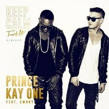 PRINCE KAY ONE - KEEP CALM (FUCK U) REMIXES  CD SINGLE NEU