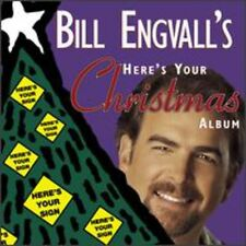 Here's Your Christmas Album - Bill Engvall (1999, CD NIEUW)
