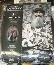 Duck Dynasty - Uncle Si Adult Costume - One-Size-New in Original Pkg