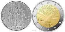 10 EURO HERCULES 2012 SILVER UNC+2 € COMM EUROPA PEACE 2015 OF ROLLS NEW TOP !