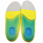 Men's Gel Orthotic Sport Running Insoles Insert Shoes Pad Arch Support Cushion