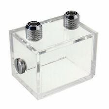 220ml Acrylic Water Tank Cooler Water Cooling Radiator Computer Cpu Water Block
