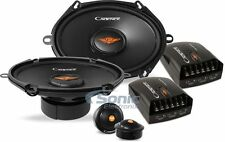 """Cadence QR57K 70W RMS 5"""" x 7""""/6"""" x 8"""" 2-Way Component Car Stereo Speaker System"""