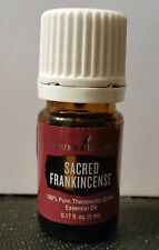 Young Living Sacred Frankincense Essential Oil 5 ml New Stock Free Quick Ship