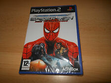 Spider-man: Web of Shadows  - Playstation 2 - PS2 UK Pal New Factory Sealed
