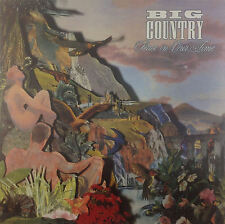 """12"""" LP - Big Country - Peace In Our Time - k2326 - washed & cleaned"""