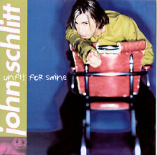 Unfit For Swine by John Schlitt Cassette (Brand New, Factory Sealed)