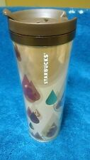 Starbucks 2012 Barista Collectible 16 oz. Travel Coffee Mug Tumbler Siren