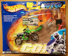 Hot Wheels Moto Core Tallon Vohland Splitfire Pro Circuit Kawasaki KX125