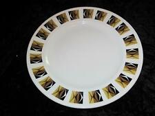"""Replacement China 8 inch  Salad Plate Ridgway Potteries Retro """"RAVENNA"""" 1960s"""