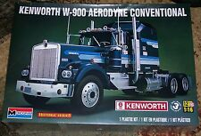 Revell Monogram  Kenworth W-900 Aerodyne Conventional Cab Chassis model 1/16