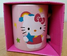 Hello Kitty Sanrio Japan Ceramic Coffee Mug Cup ~ NEW IN BOX ~ Perfect Gift! K20