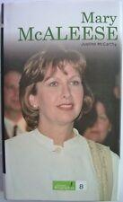 JUSTINE McCARTHY ___ MARY McALEESE __ GREAT BIOGRAPHIES ___ MANCHADO EN TIENDA