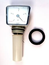 "IBC CAGE TANK FLOAT GAUGE 3 ft. 6"".  Oil or Water. C/w 1.1/2 Back-Nut"